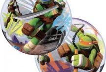 Ninja Turtles / Party supplies for Ninja Turtles théme