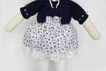 Crochet dolls / Crochet dolls and toys