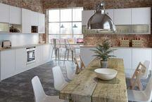 COCINAS / ordenar organizar y decorar la cocina para crear un ambiente en el que te encuentres plenamente feliz