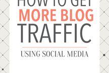 Blogging Tips / Blogging tips for female entrepreneurs.