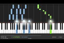 leçon piano