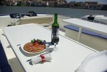 Los Sabores del Verano con Le Boat / Estos son platos muy sencillos que puedes preparar a bordo de uno de nuestros barcos de alquiler. ¡Qué tengas buen provecho!