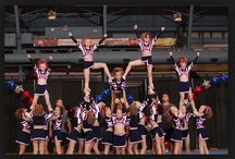 Cheerleading / by Michelle Poandl