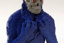 20 increíbles trabajos de LEGO por Nathan Sawaya / 20 increíbles trabajos de LEGO por Nathan Sawaya