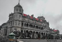 Indian Institute of Advanced Study / Rashtrapati Niwas or The Viceregal Lodge or Indian, also known as Institute of Advanced Study, is located on the Observatory Hills of #Shimla, #Himachal Pradesh, India. It was formerly the residence of the #British #Viceroy of #India. #ShimlaLife