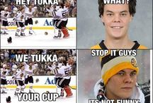 Hockey humor