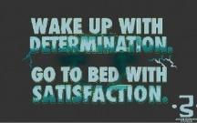 Training motivations