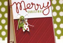 Christmas cards / by Mary Ebie