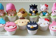 Hello Kitty and friends party / Cosas bonitas para fiesta de estos personajes