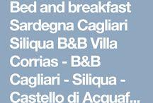 Bed and breakfast Cagliari Villa Corrias Hotel Siliqua Castello di Acquafredda