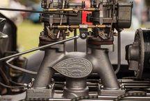 Mechanik-close up