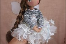 Кукольная / Куклы ручной работы