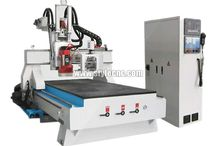 ATC CNC router for 3D engraving and cutting