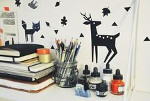 Art & Design • / by Liana ✧