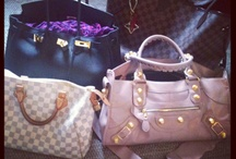 Bags && Accessories!! / by Ariana August