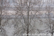 Neve a Roma (Snow in Rome) - 03/02/2012