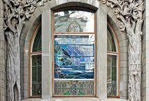 Art Nouveau patterns / by Sherri Morgan