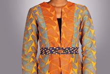 African jackets