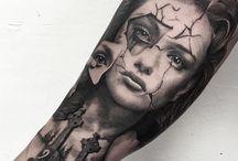 gotic tattoo
