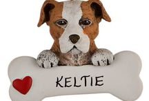 Staffordshire Terrier / Staffie pictures and gift ideas for staffordshire terrier owners.