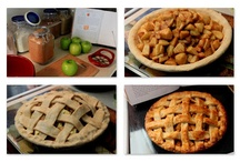Homeschool ~ FIAR How to Make an Apple Pie and See the World / Activities and crafts to go along with the Five in a Row unit study for How to Make an Apple Pie and See the Wold.