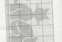 Crochet desenhos