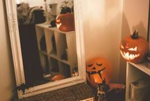 Halloween room decor