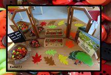 Podzim / náměty k tvoření