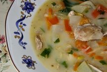 zuppe, brodi, minestre, passati.