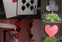 Casino decorations / by Michelle Nicklas