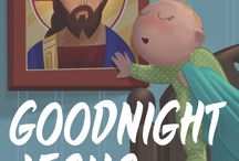 "Goodnight Jesus, Orthodox children's book / ""Goodnight Jesus"" is a christian bedtime book for young kids."