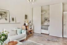Small studio appartment / małe mieszkanie