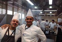 Curso en el Basque Culinary Center / Curso de nuevas técnicas de cocina en el Basque Culinary Center, en Febrero de 2015