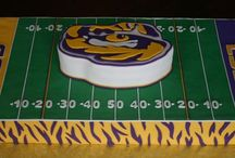 LSU  / by Samantha Bordelon