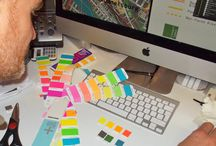 How we make a map / Making one of our maps is a bona fide labour of love. Here's a sneak peek of the 6-month process.