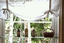 cortina comedor