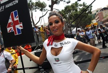 Grid Girls & Glamour of F1 #SMDriver / by SMDriver