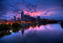 Nashville. / by Allis Calhoun