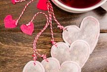 Valentine's Day Ideas / Ideas for our celebration of Valentine's Day - because this should be a fun day for all!