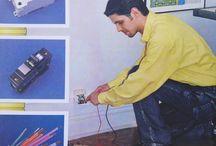 ELETRICISTA PREDIAL / Serviço de instalação elétrica