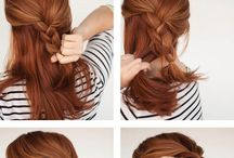 Hair-Tutorials