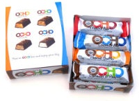OCHO Store / OCHO candy was created to provide candy lovers a delicious, organic alternative to traditional candy bars. We use the finest ingredients and hand craft our bars so that you can taste the difference in every bite. Our candy bars are made with organic, wholesome ingredients and have no preservatives, additives, or artificial flavors. Our philosophy is that candy bars are fun, and so we have attempted to put a bit of fun into this website and in all that we do.