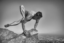 Inside the Warrior - Men and Yoga
