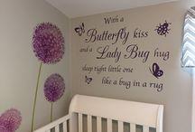 Nursery Ideas / by Crystal Grover