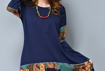 T-Shirts /  Every ladies wardrobe have comfortable T-shirt, this is indispensable clothing for ladies.