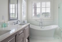 Coastal Bathrooms / by Outer Beaches Realty