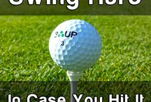 Golf Quotes / Words of wisdom for those who enjoy the greatest game ever made
