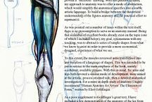 Disegni e anatomia