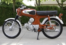 60s, 70s, 80s Mopeds & a litle more.