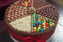 taarten en koek